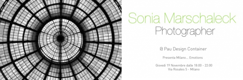 Matteo Fantoni News - SONIA MARSCHALECK @ PAU DESIGN CONTAINER + MFS