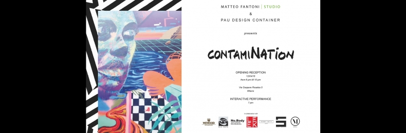 Matteo Fantoni News - CONTAMINATION - Love is the answer