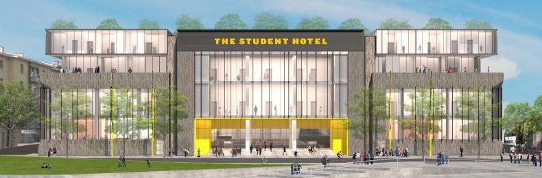 Matteo Fantoni News - THE STUDENT HOTEL BOLOGNA