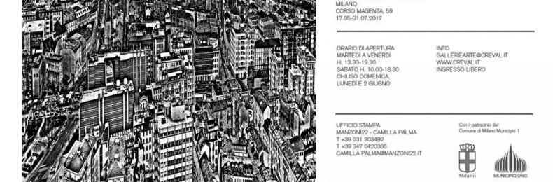 Matteo Fantoni News - INAUGURAZIONE MOSTRA Nato Soprattutto a Milano