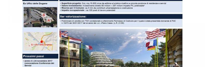 Matteo Fantoni News - TSH Roma Progetto di Riqualficazione urbana per il Piano Sviluppo Capitale