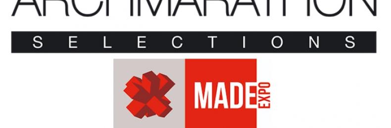 Matteo Fantoni News - MADE EXPO. MATTEO FANTONI SARA TRA I GIUDICI DI ARCHMARATHON SELECTIONS 2019