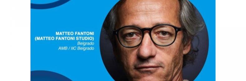 Matteo Fantoni News - Matteo Fantoni AMBASCIATORE DEL DESIGN ITALIANO 2019