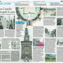 Il Futuro di Piazza Castello - Tutti gli undici progetti in gara