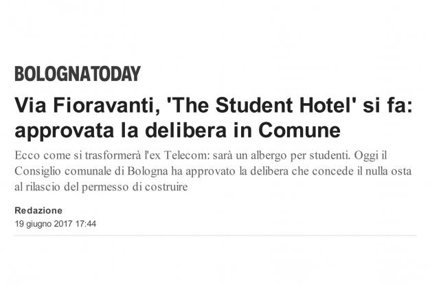 Via Fioravanti, \